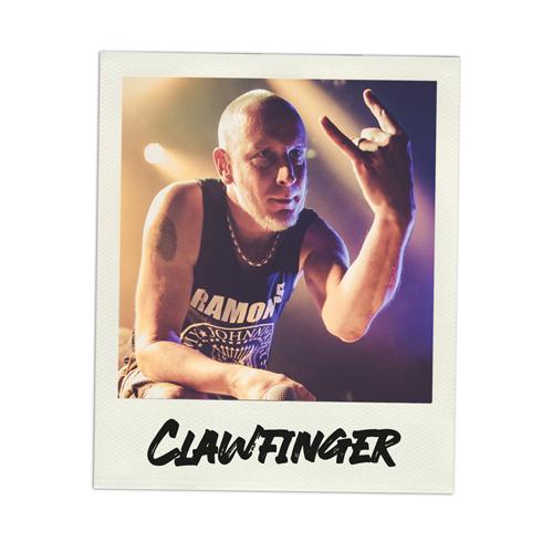 Konzertfoto Clawfinger live in Kiel - Fabian Lippke Konzertfotograf Kiel