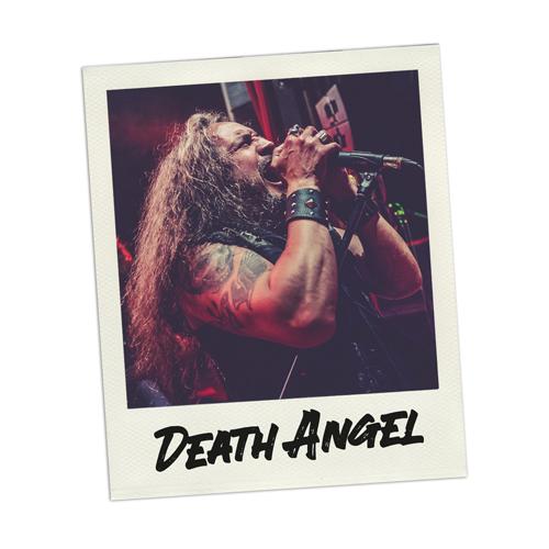 Konzertfoto Death Angel live in Kiel - Fabian Lippke Konzertfotograf Kiel