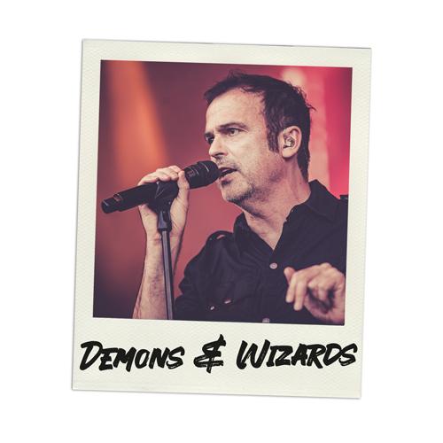 Konzertfoto Demons & Wizards live in Kiel - Fabian Lippke Konzertfotograf Kiel