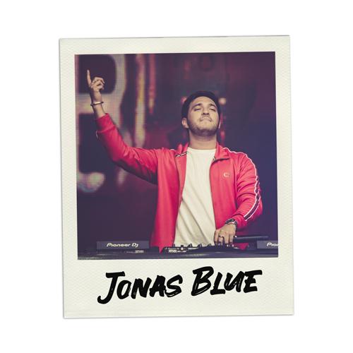 Konzertfoto Jonas Blue live in Kiel - Fabian Lippke Konzertfotograf Kiel