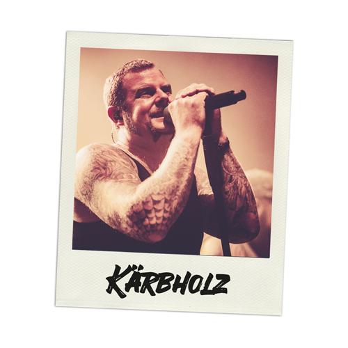 Konzertfoto Kärbholz live in Kiel - Fabian Lippke Konzertfotograf Kiel