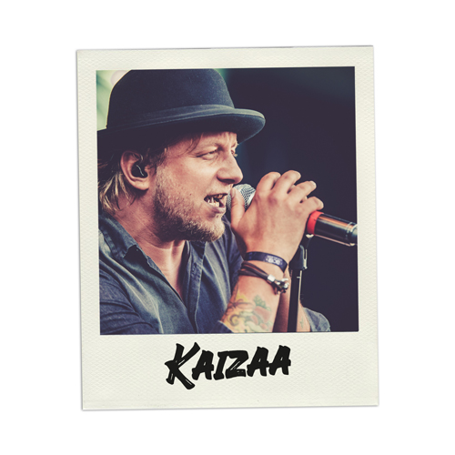 Konzertfoto Kaizaa live in Kiel - Fabian Lippke Konzertfotograf Kiel