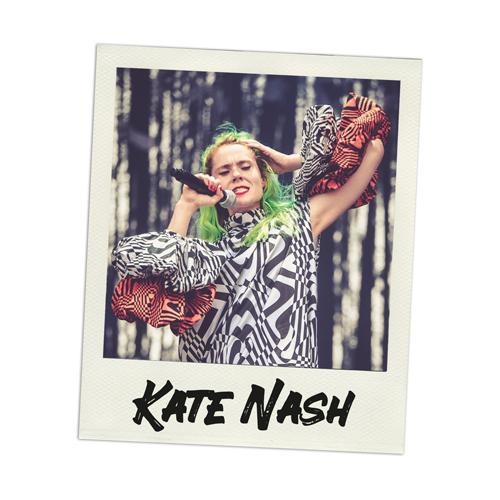 Konzertfoto Kate Nash live in Luhmühlen - Fabian Lippke Konzertfotograf Kiel