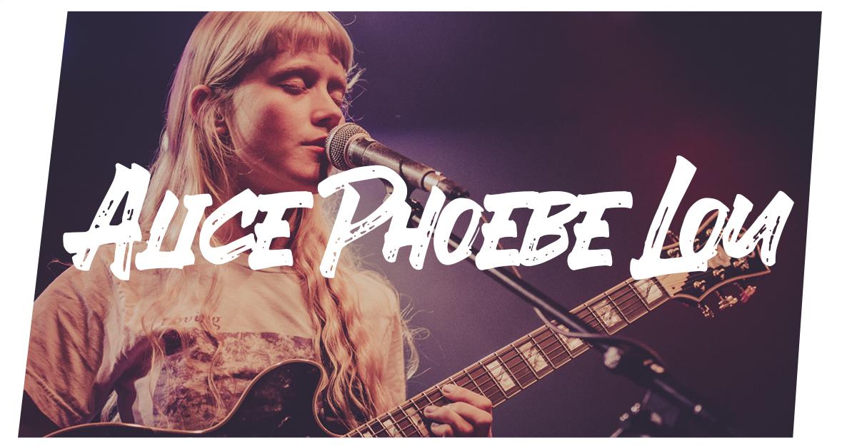 Konzertfoto Alice Phoebe Lou live in Kiel - Fabian Lippke Konzertfotograf Kiel
