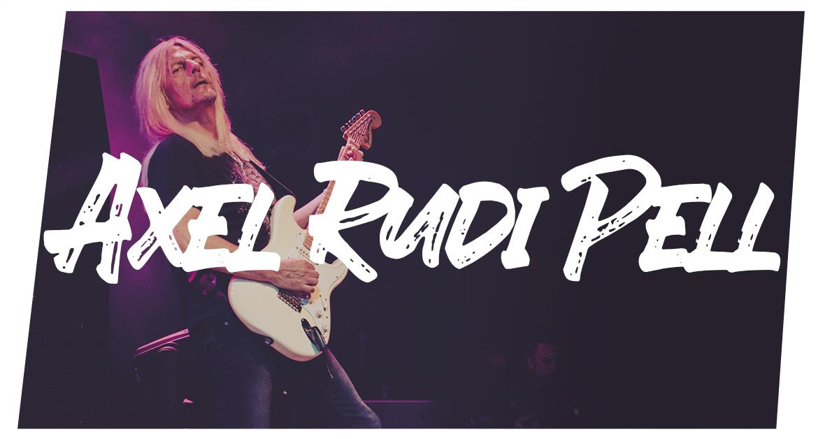 Axel Rudi Pell live in Kiel