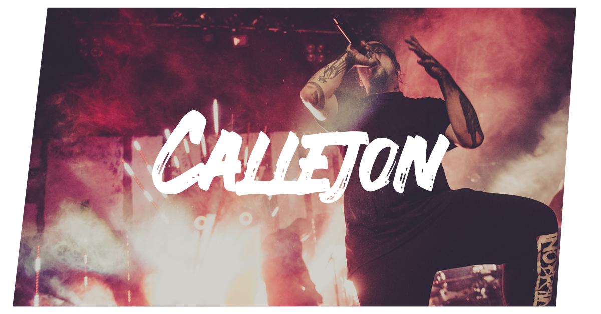 Callejon live in Kiel