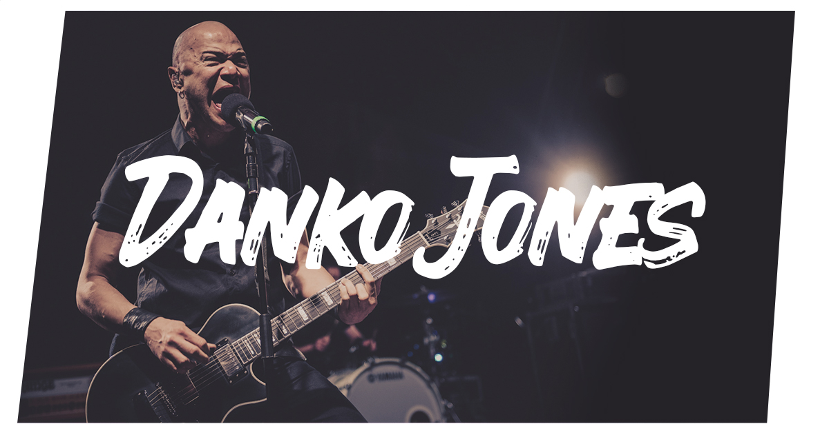 Danko Jones live in Kiel