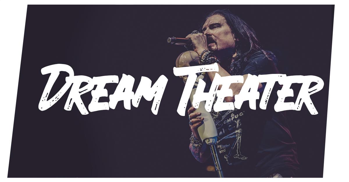Dream Theater live in Hamburg