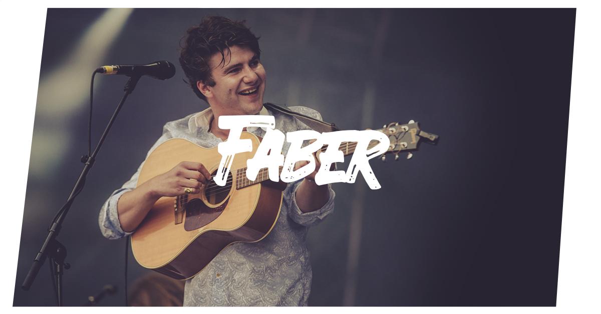 Faber auf dem Summer's Tale