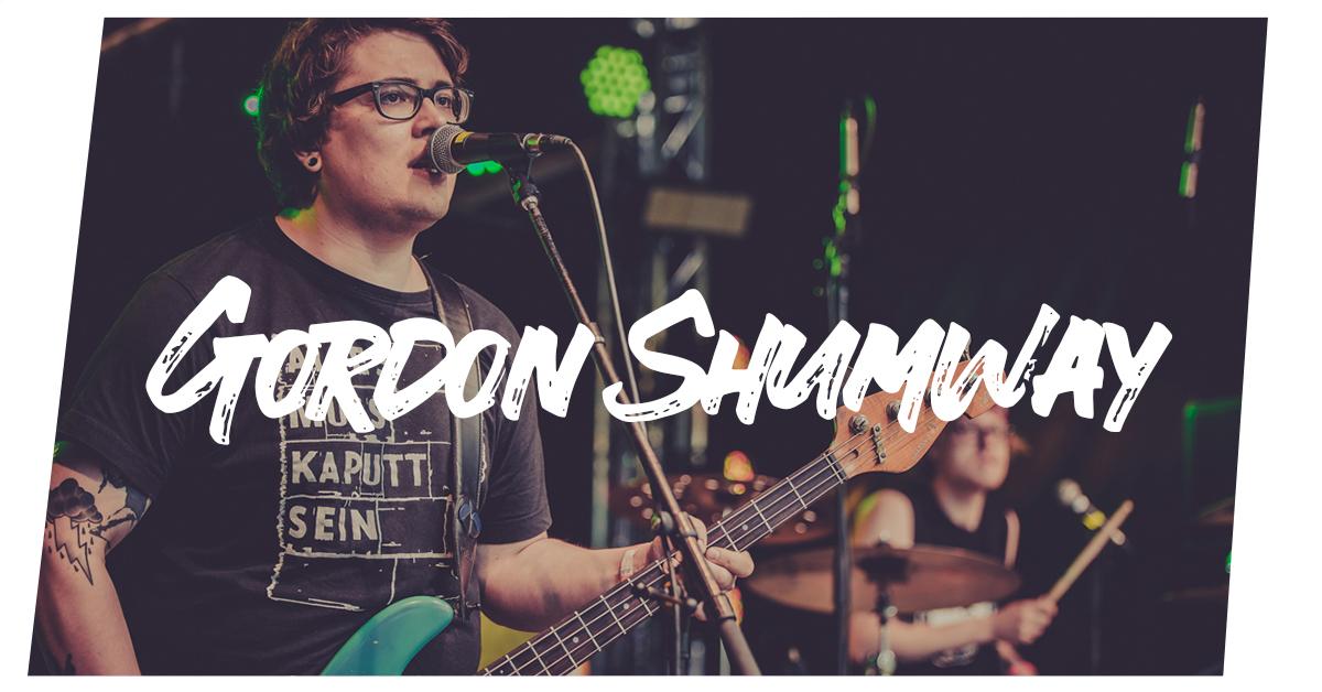 Gordon Shumway live in Kiel