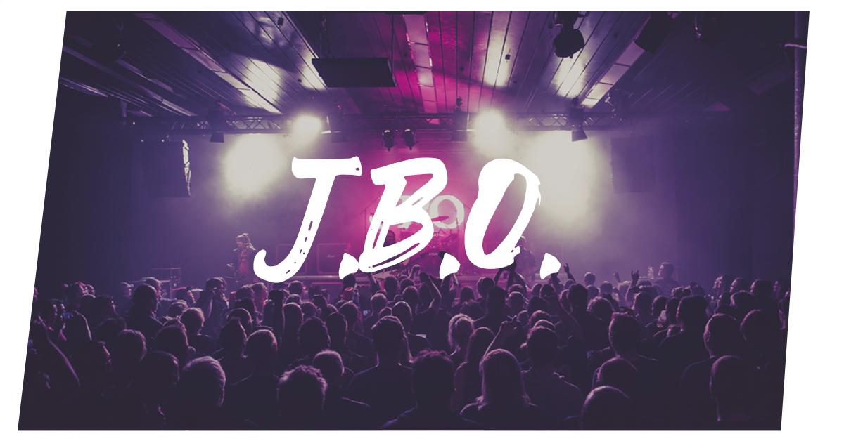 Konzertfoto J.B.O. live in Kiel - Fabian Lippke Konzertfotograf Kiel