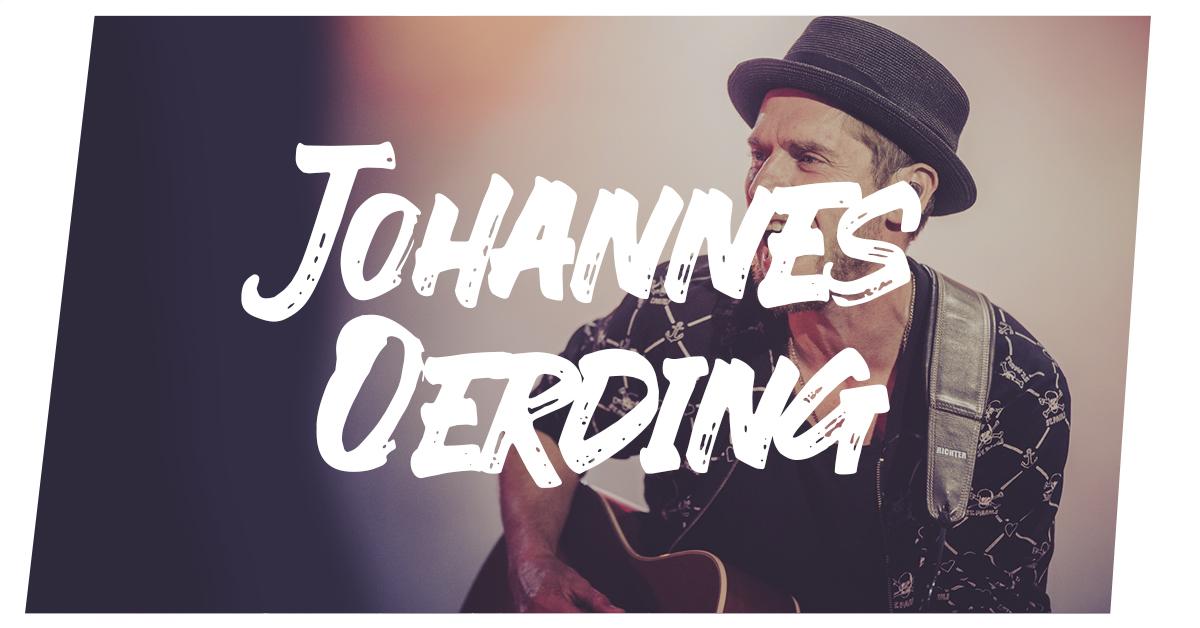 Konzertfotos Johannes Oerding live in Damp