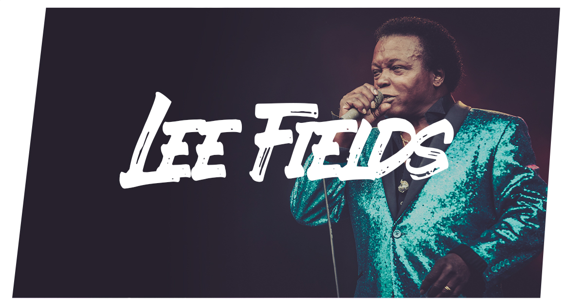 Lee Fields & The Expressions auf dem Summer's Tale