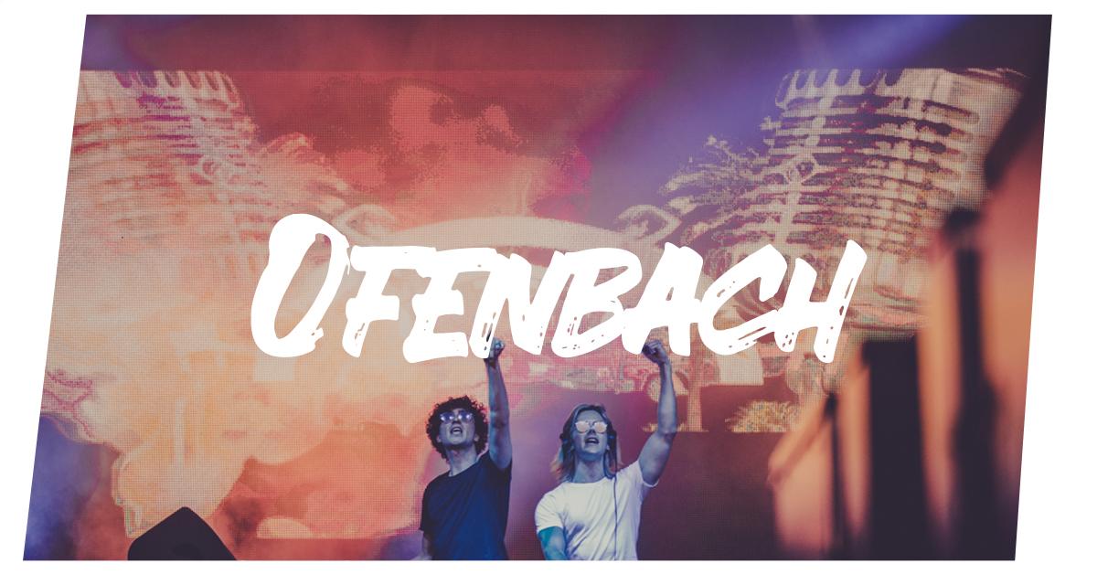 Ofenbach live in Kiel