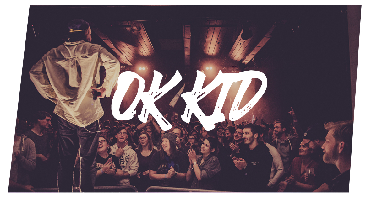 Read more about the article OK KID live in Kiel