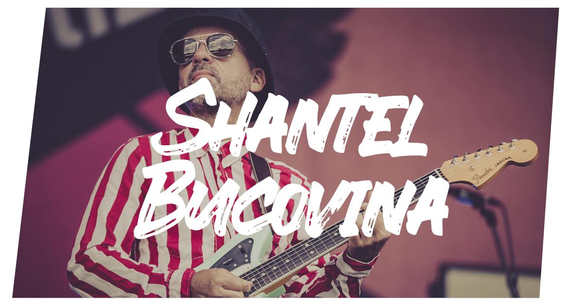 Shantel & Bucovina Club Orkester auf dem Summer's Tale