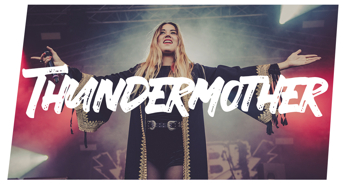 Read more about the article Thundermother live in Kiel