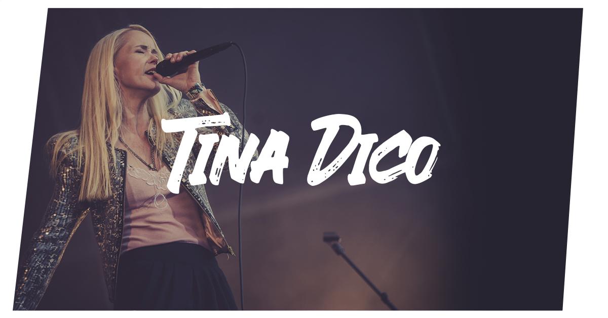 Tina Dico auf dem Summer's Tale
