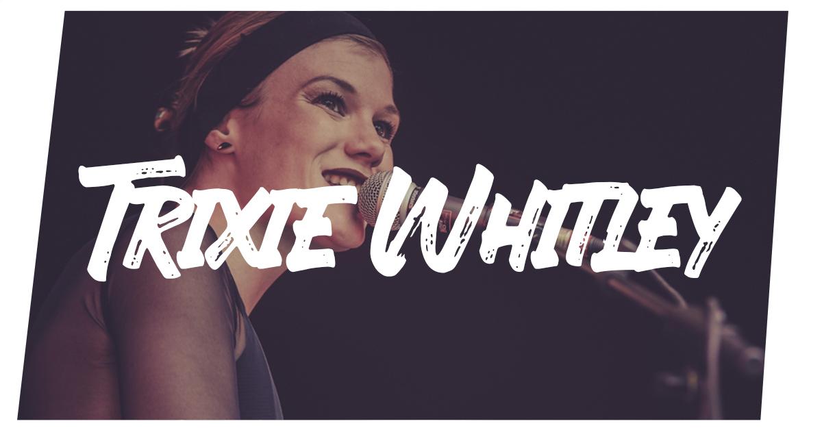 Trixie Whitley auf dem Summer's Tale