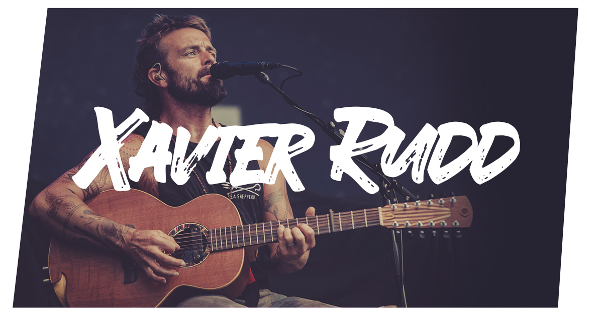 Read more about the article Xavier Rudd auf dem Summer's Tale