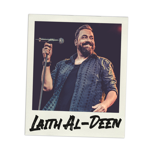 Konzertfoto Laith Al-Deen live in Kiel - Fabian Lippke Konzertfotograf Kiel