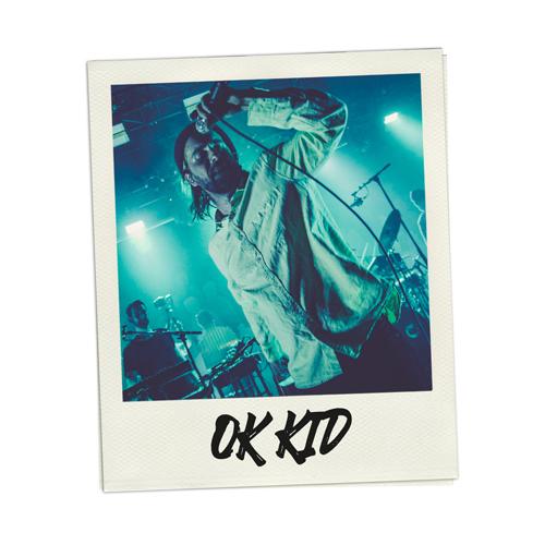 Konzertfoto OK KID live in Kiel - Fabian Lippke Konzertfotograf Kiel