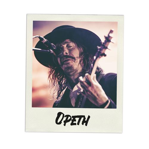 Konzertfoto Opeth live in Köln - Fabian Lippke Konzertfotograf Kiel
