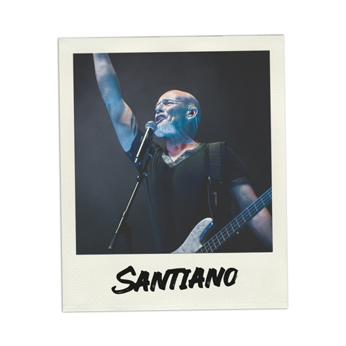 Konzertfoto Santiano live in Bad Segeberg - Fabian Lippke Konzertfotograf Kiel