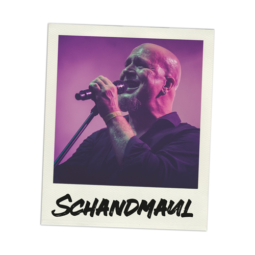 Konzertfoto Schandmaul live in Luhmühlen - Fabian Lippke Konzertfotograf Kiel