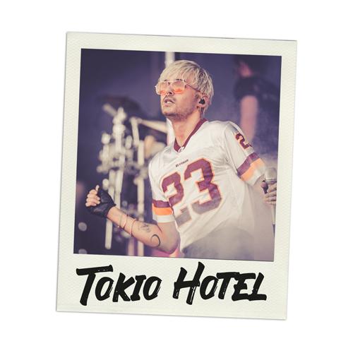 Konzertfoto Tokio Hotel live in Kiel - Fabian Lippke Konzertfotograf Kiel