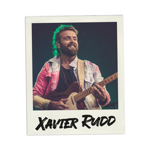 Konzertfoto Xavier Rudd live in Luhmühlen - Fabian Lippke Konzertfotograf Kiel