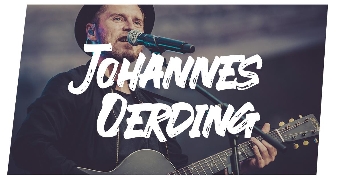 Konzertfotos: Johannes Oerding live in Hamburg