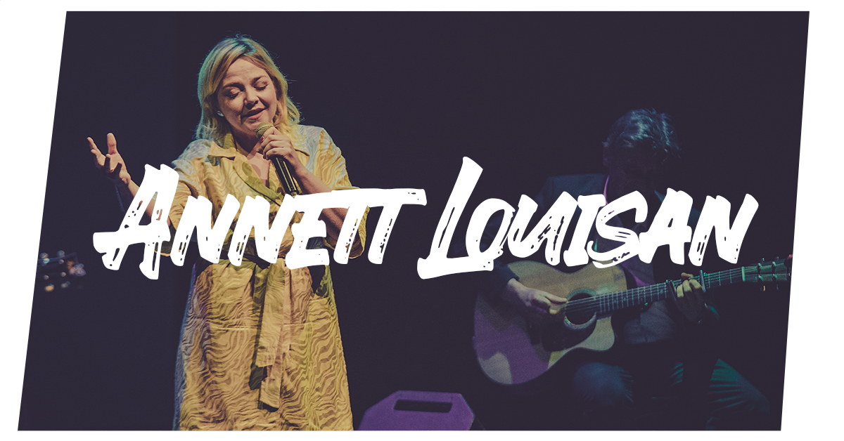 Read more about the article Konzertfotos: Annett Louisan live in Hamburg
