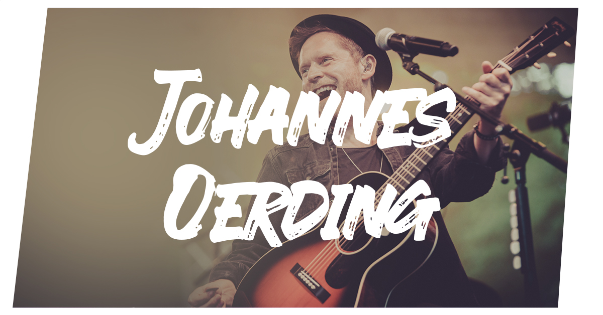 Read more about the article Konzertfotos: Johannes Oerding live in Hamburg