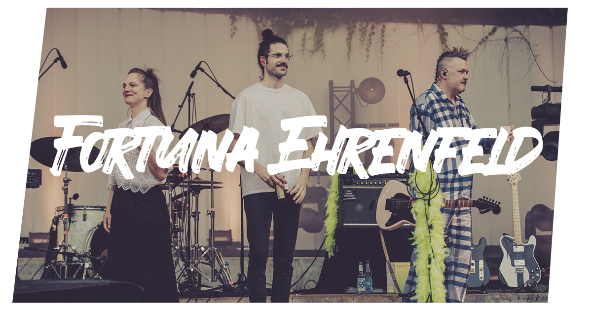 Read more about the article Konzertfotos: Fortuna Ehrenfeld live in Hamburg