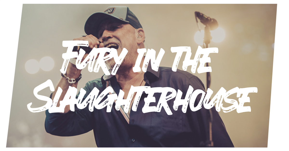 Read more about the article Konzertfotos: Fury in the Slaughterhouse live in Hamburg
