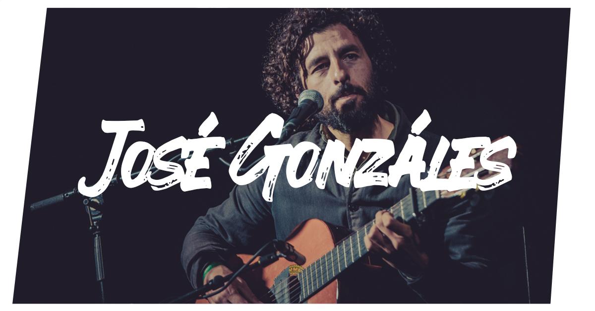 Read more about the article Konzertfotos: José Gonzáles live in Hamburg