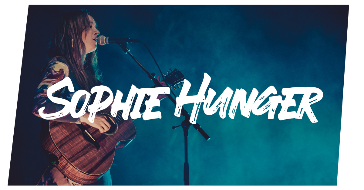Read more about the article Konzertfotos: Sophie Hunger live in Hamburg