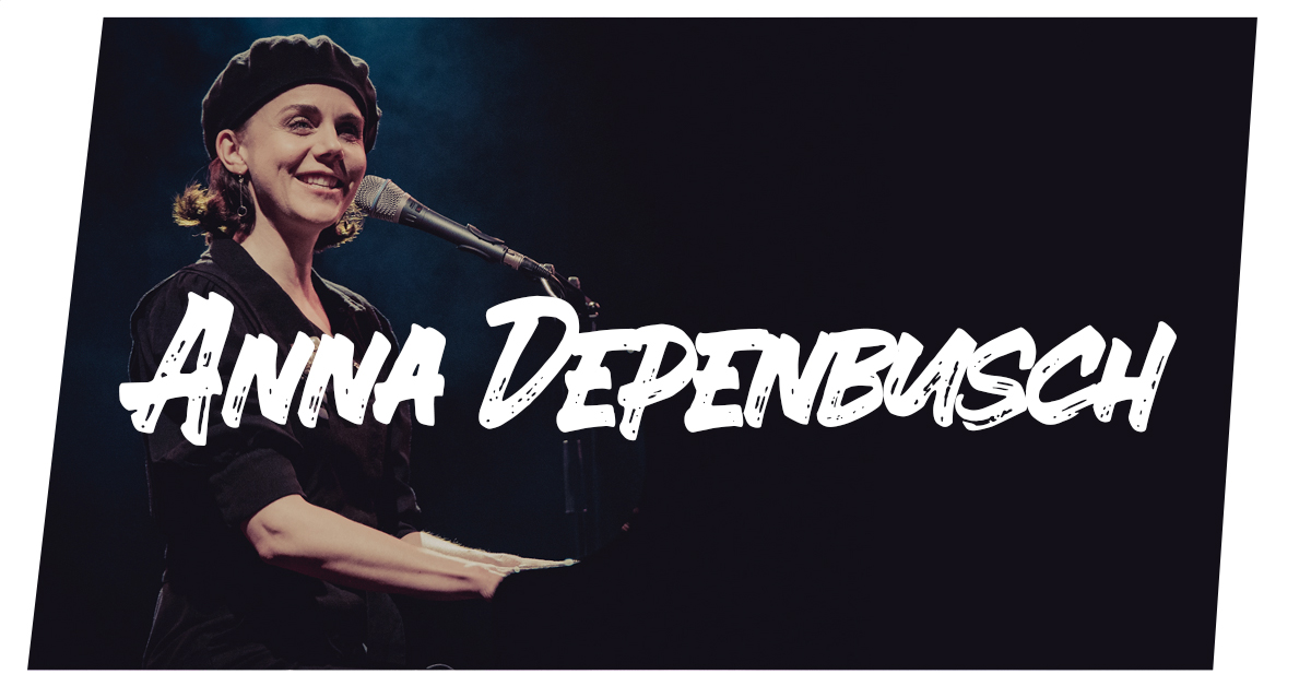 You are currently viewing Konzertfotos: Anna Depenbusch live in Kiel