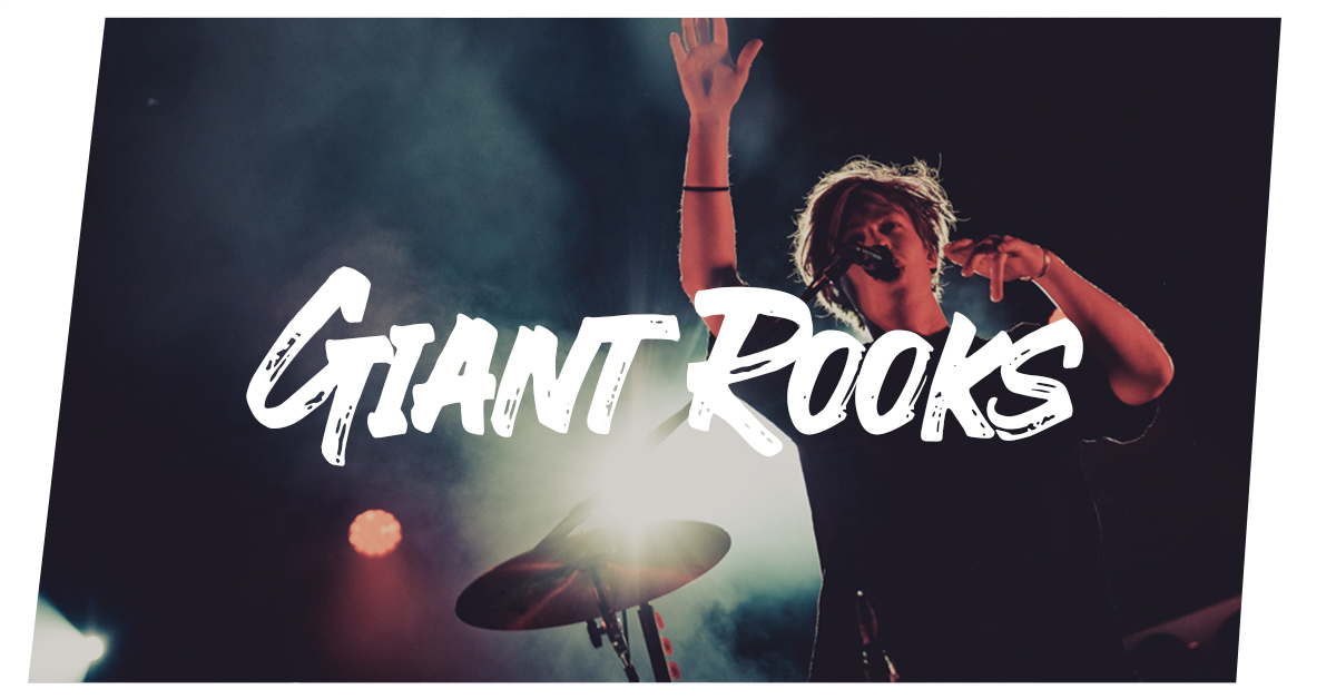 Read more about the article Konzertfotos: Giant Rooks live in Hamburg