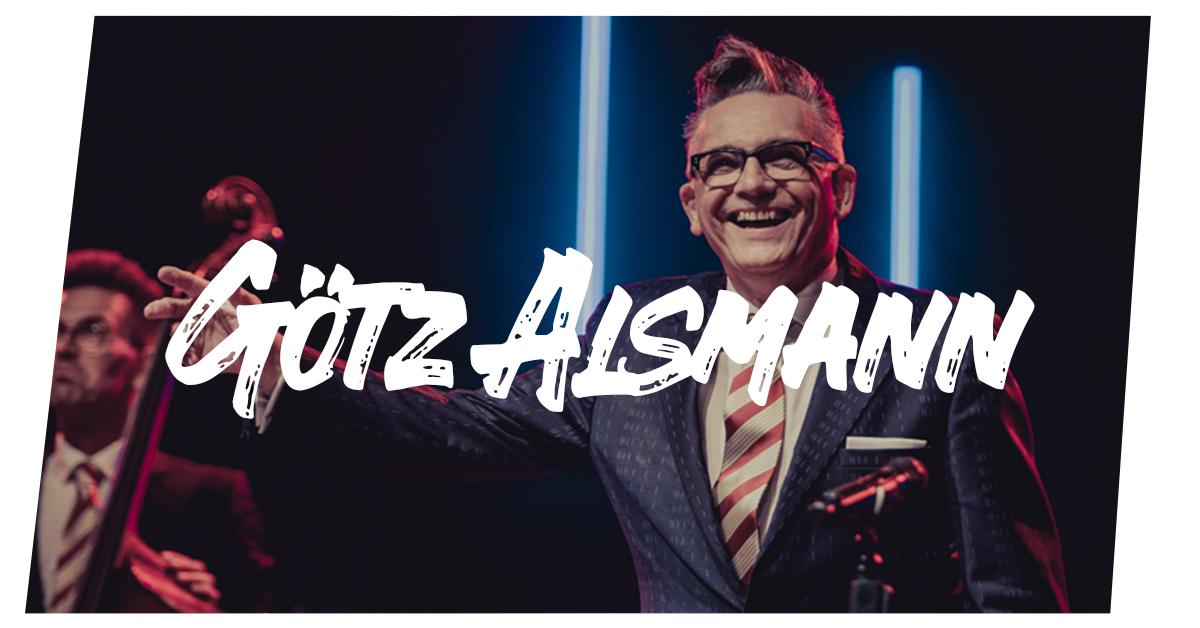 You are currently viewing Konzertfotos: Götz Alsmann live in Kiel