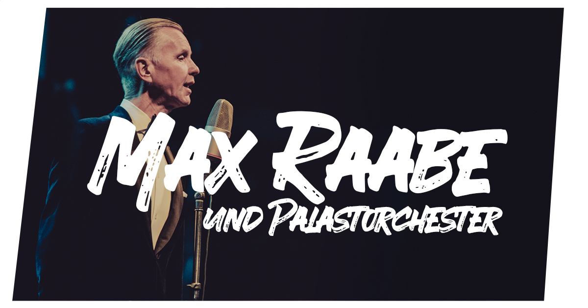 Read more about the article Konzertfotos: Max Raabe live in Hamburg