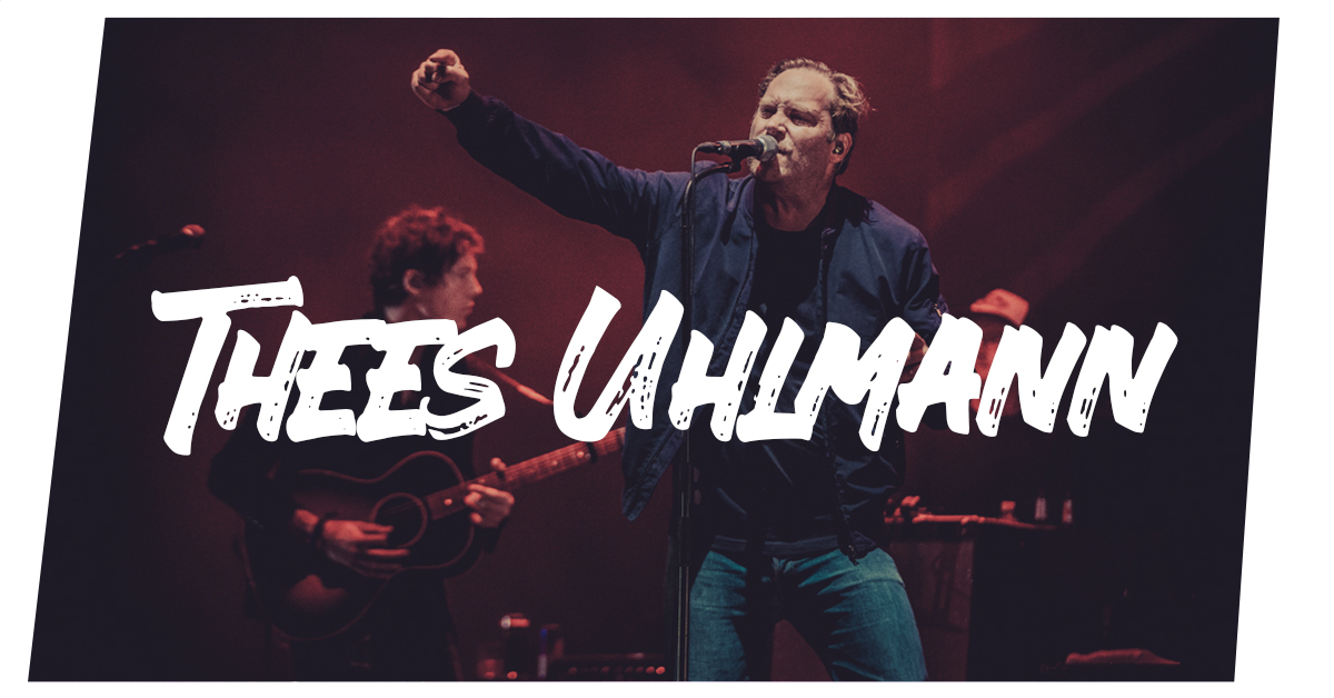 Read more about the article Konzertfotos: Thees Uhlmann live in Hamburg